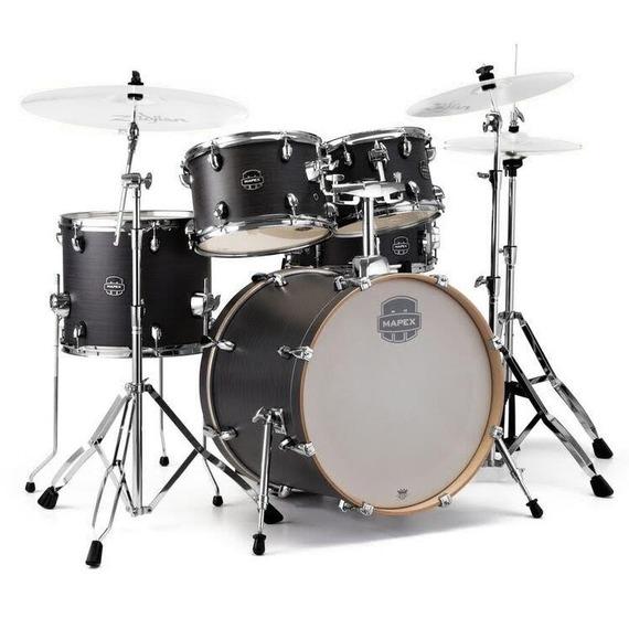 """Mapex Storm Drum Kit - 22"""" Rock Fusion"""