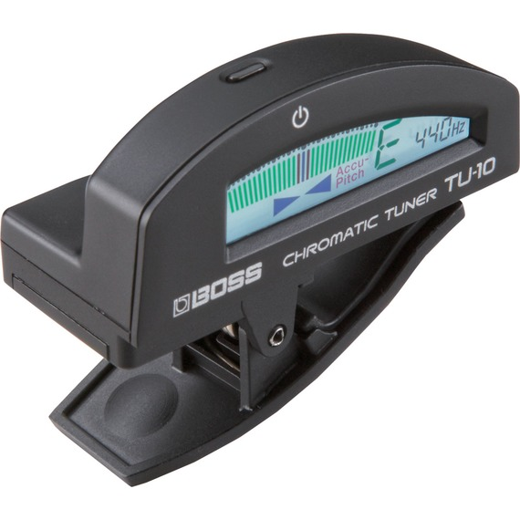 Boss TU10 Clip-On Chromatic Tuner