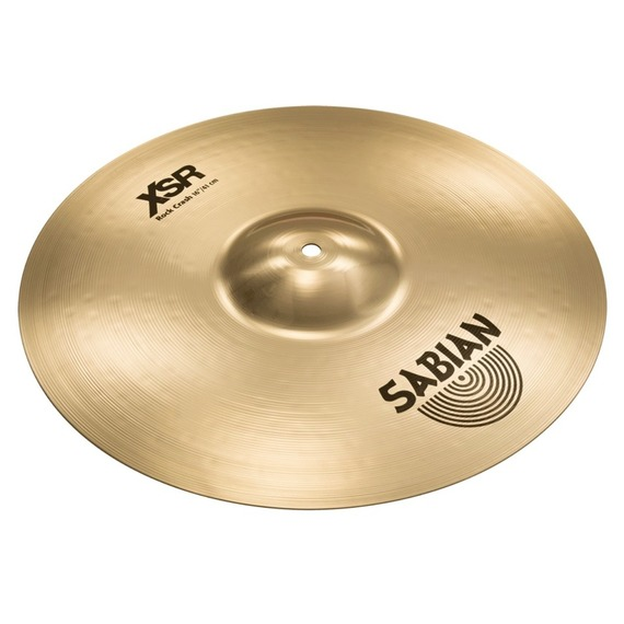 Sabian XSR Rock Crash