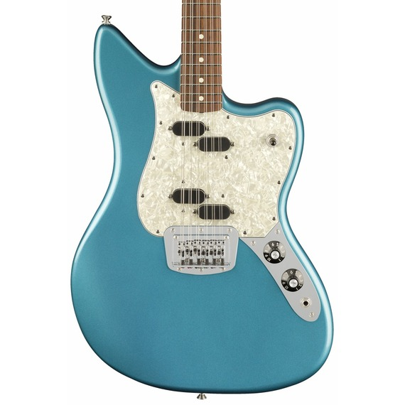 Fender Limited Edition Electric XII 12-String Electric Guitar - Lake Placid Blue