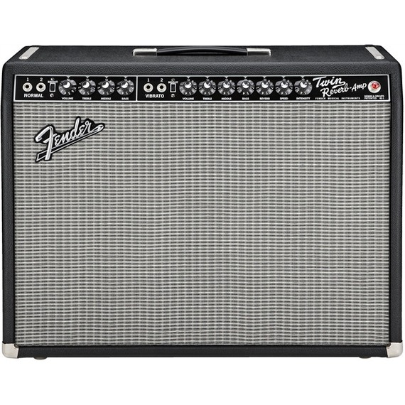 Fender 65' Twin Reverb Amp