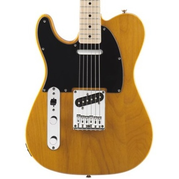 Squier Affinity Tele - Butterscoth Blonde - Left Handed