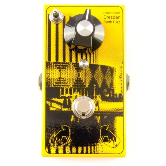 Fredric Effects Dresden Synth Fuzz - Guitar Synth Fuzz Pedal