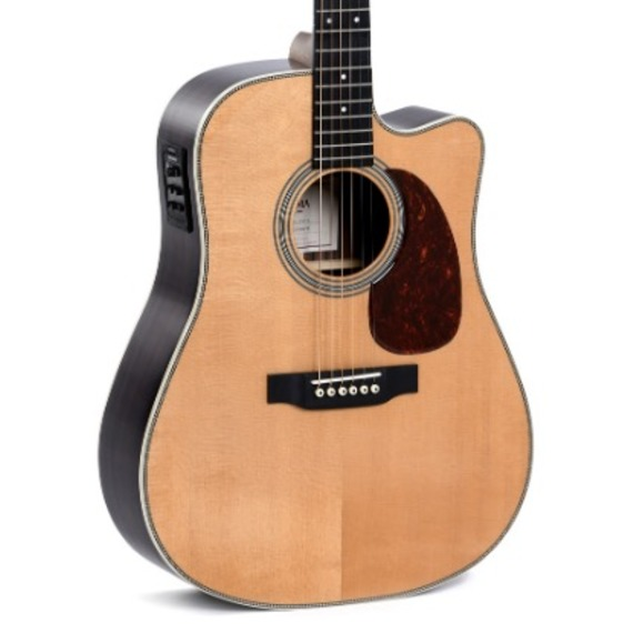 Sigma DTC28HE+ 14 Fret Electro Acoustic Guitar
