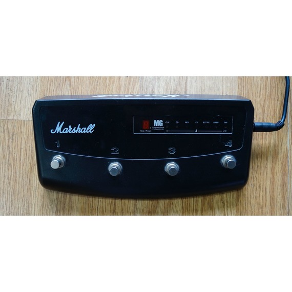 Marshall MG 4-way switching Programmable Footcontroller