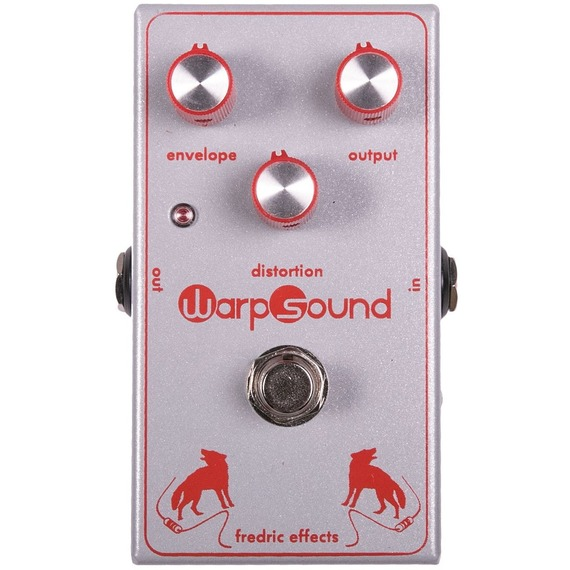 Fredric Effects Warp Sound - Filter/Distortion Pedal