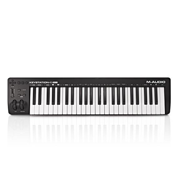 M-audio Keystation 49 MkIII USB MIDI Controller Keyboard