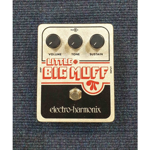 SECONDHAND Electro Harmonix Little Big Muff drive pedal