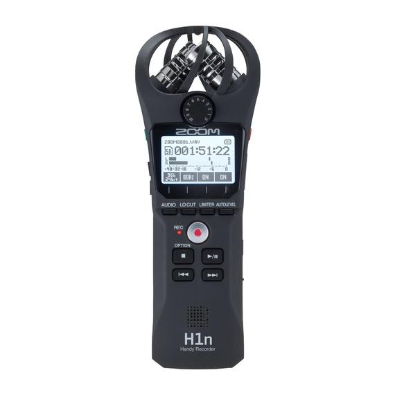 Zoom H1n Handy Digital Stereo Recorder