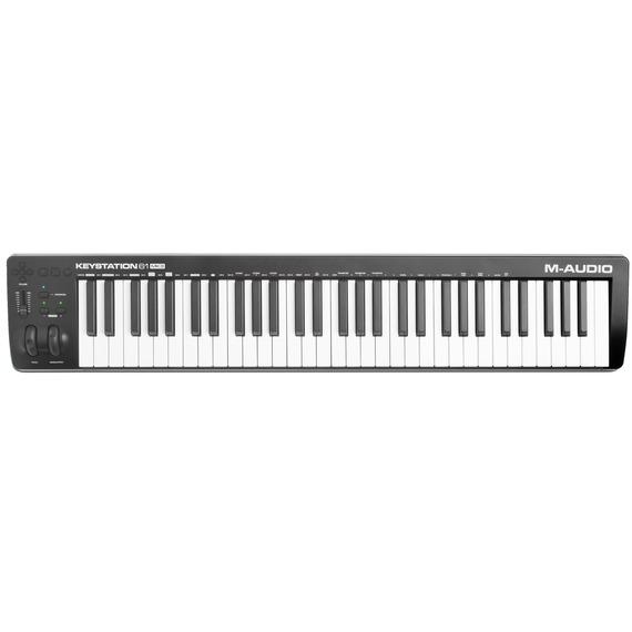 M-audio Keystation 61 MkIII USB MIDI Controller Keyboard