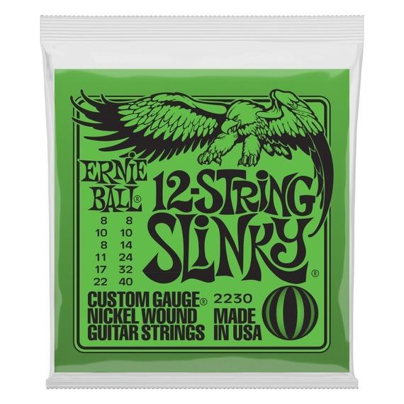 Ernie Ball Slinky 12 String