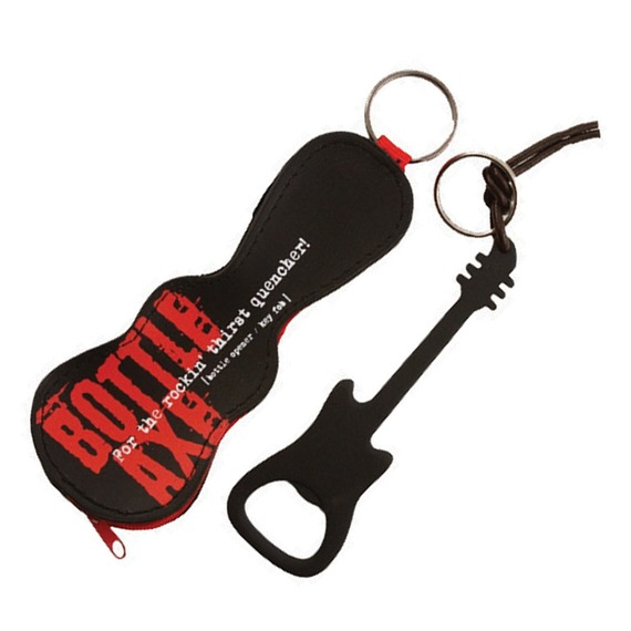 Official BOTTLE AXE Bottle Opener/Key Ring