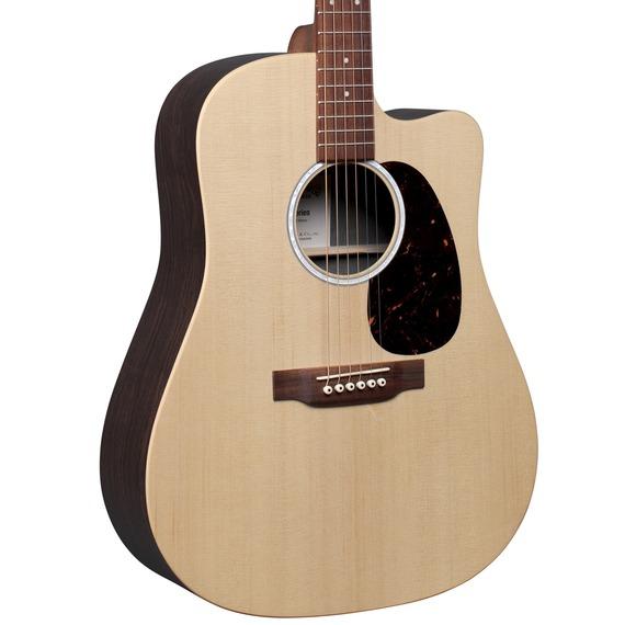 Martin DC-X2E Rosewood X-Series Cutaway Electro Acoustic