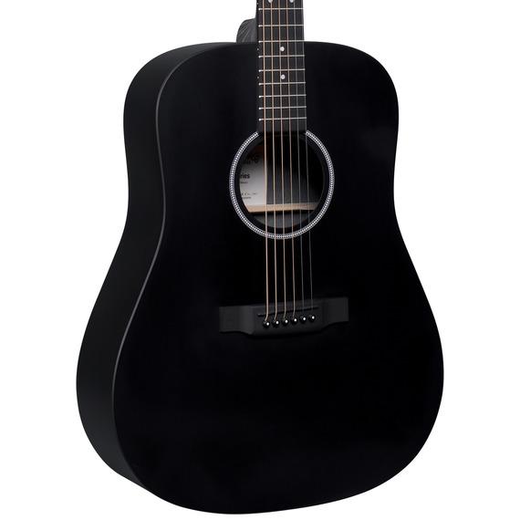 Martin D-X1E Black X-Series Electro Acoustic