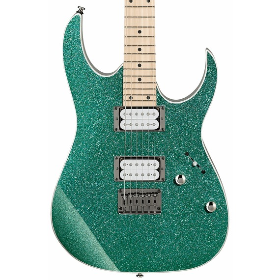 Ibanez RG421MSP Electric Guitar - Turquoise Sparkle