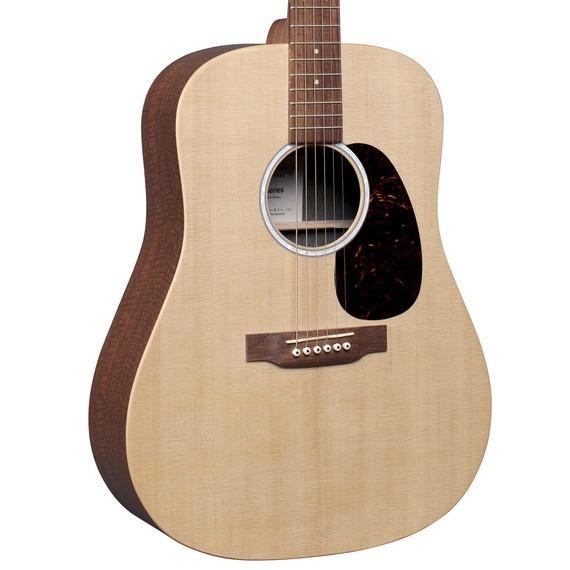 Martin D-X2E Mahogany X-Series Electro Acoustic