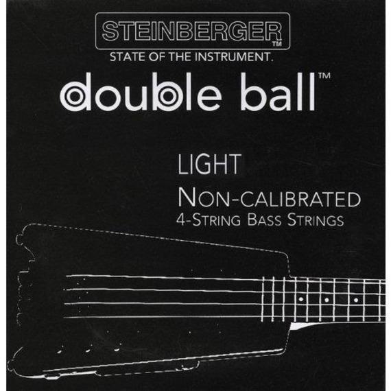 Steinberger Double Ball End Bass Strings - Light 40-95