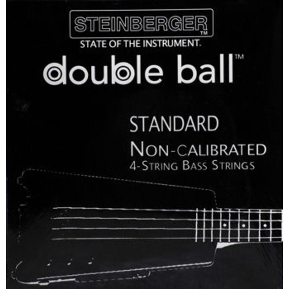 Steinberger Double Ball End Bass Strings - Standard 45-105