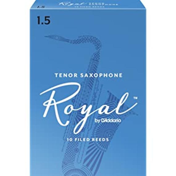 Rico Royal Tenor Sax Reed - 10 Pack