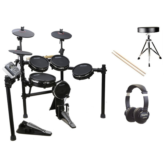 Carlsbro CSD400 Electronic Drum Kit Bundle Deal