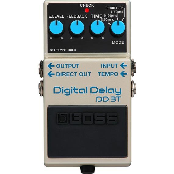 BOSS DD-3T Digital Delay with Tap Tempo