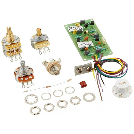 Fender 25db Mid Boost Kit for Stratocaster