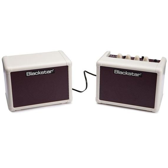 Blackstar Fly 3 VINTAGE Mini Guitar Amplifier Package
