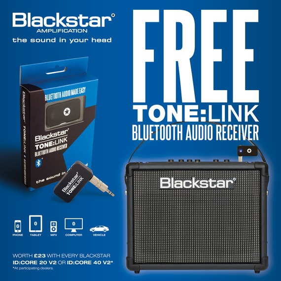 Blackstar ID Core Stereo 40 V2 Guitar Combo with FREE Tonelink