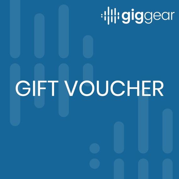 GigGear Gift Voucher