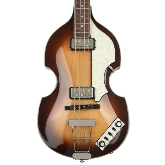 Hofner HCT5001SB Violin Bass - Antique Sun Burst