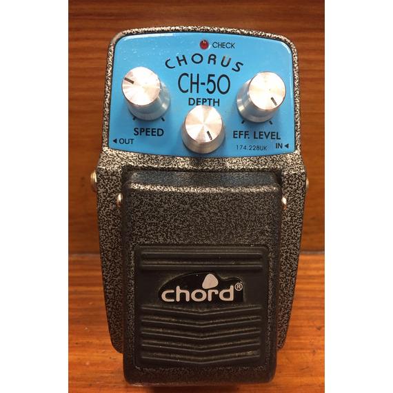 SECONDHAND Chord CH-50 Chorus