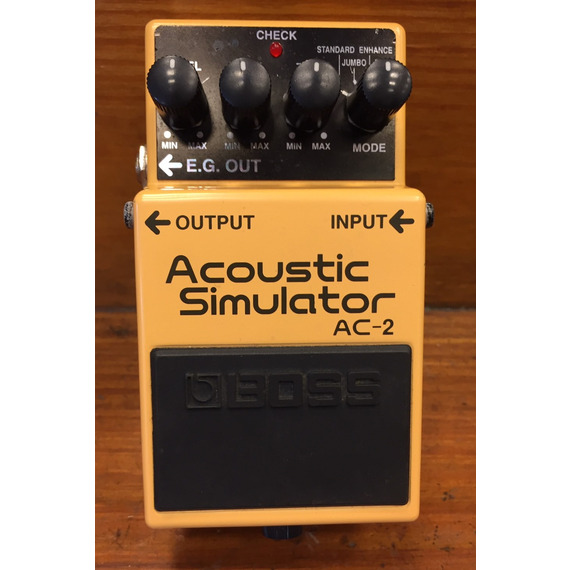 SECONDHAND Boss AC-2 Acoustic Simulator