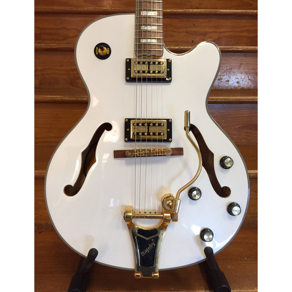 SECONDHAND Epiphone Swingster Royale Pearl White