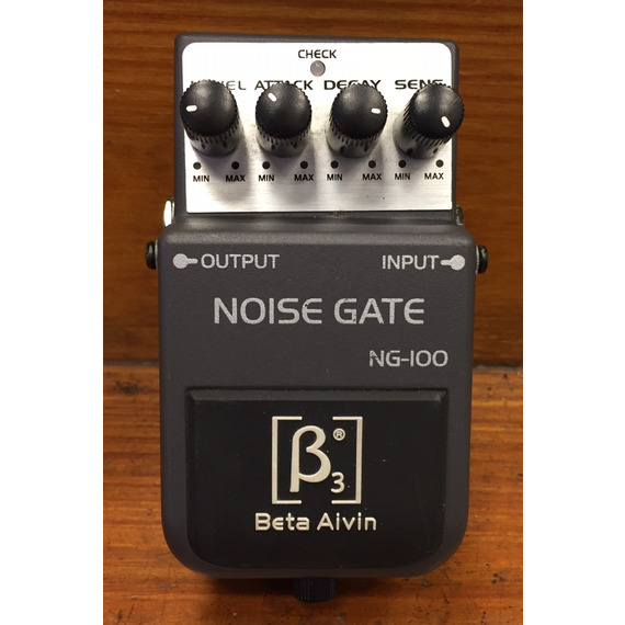 SECONDHAND Beta Aivin NG100 Noise Gate
