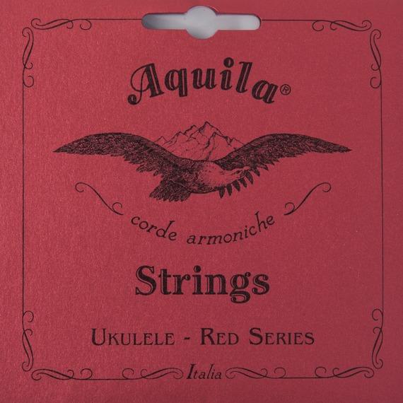 Aquila Red Series Ukulele String Set - Tenor LOW G Set