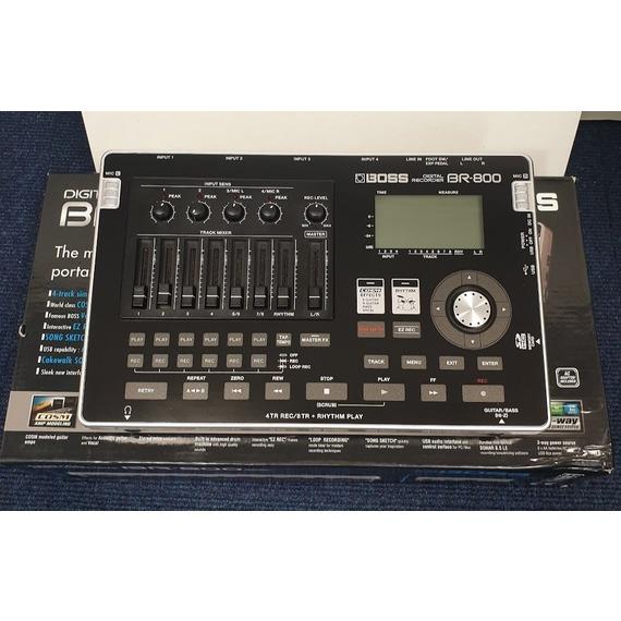 BOSS BR800 Multitrack Recorder - B stock