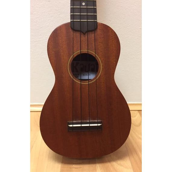 Kauai KUS-55 Soprano Ukulele