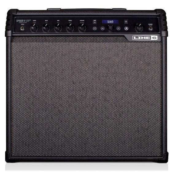 "Line 6 Spider V 120 MkII Guitar Amp - 1x12"" 120 Watt Combo"