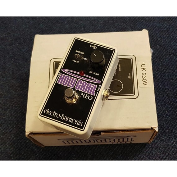 SECONDHAND Electro Harmonix Holy Grail