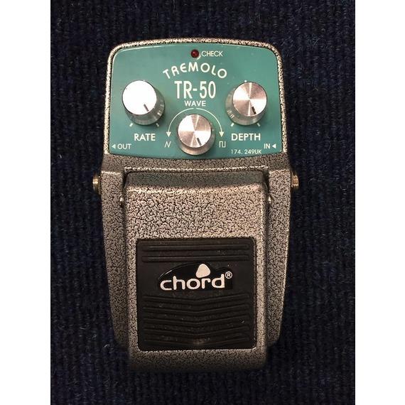 SECONDHAND Chord TR-50 Tremolo
