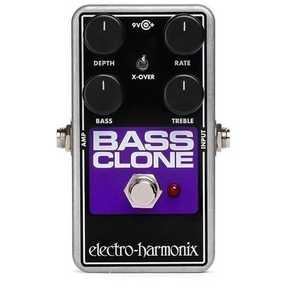 Electro Harmonix Bass Clone - Bass Chorus Pedal