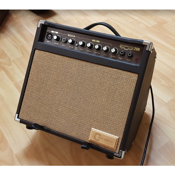SECONDHAND Carlsbro Sherwood 20R Acoustic Amp