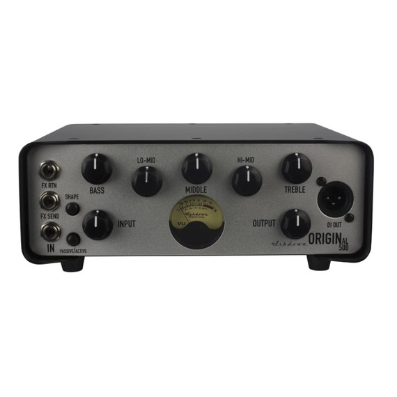 Ashdown OriginAL 500H Bass Head - 500w Bass Head