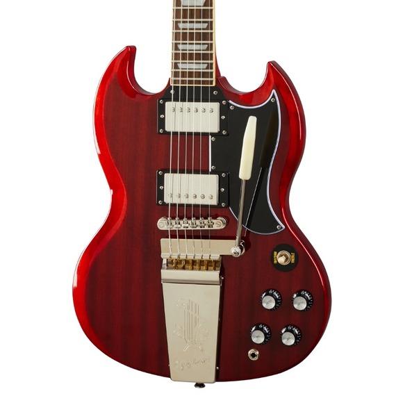 Epiphone SG Standard '61 Maestro Vibrola - Vintage Cherry