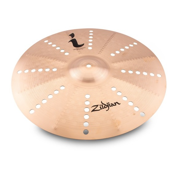 Zildjian I Family - Trash Crash Cymbal - 17""