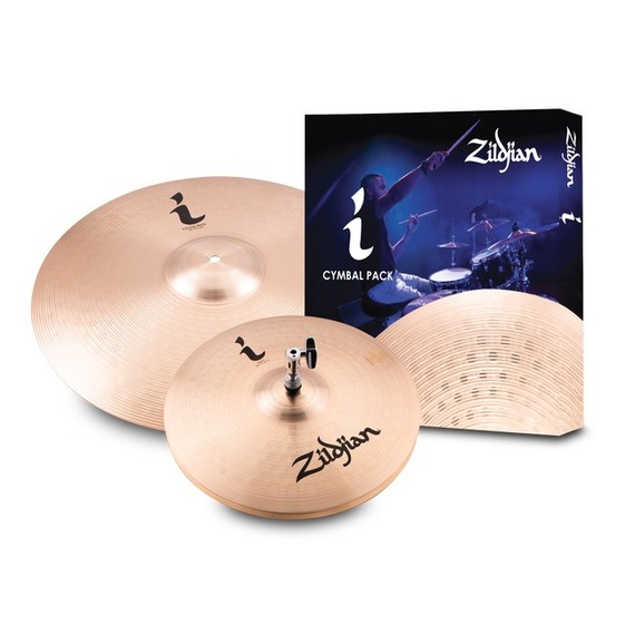 "Zildjian I Family Essential Cymbal Pack - 14"" Hi Hats & 18"" Crash Ride"