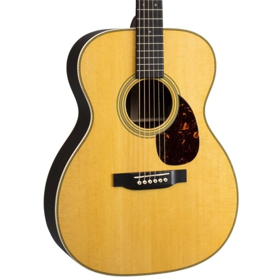 Martin OM28E Re-imagined w/LR Baggs Anthem - ONE ONLY