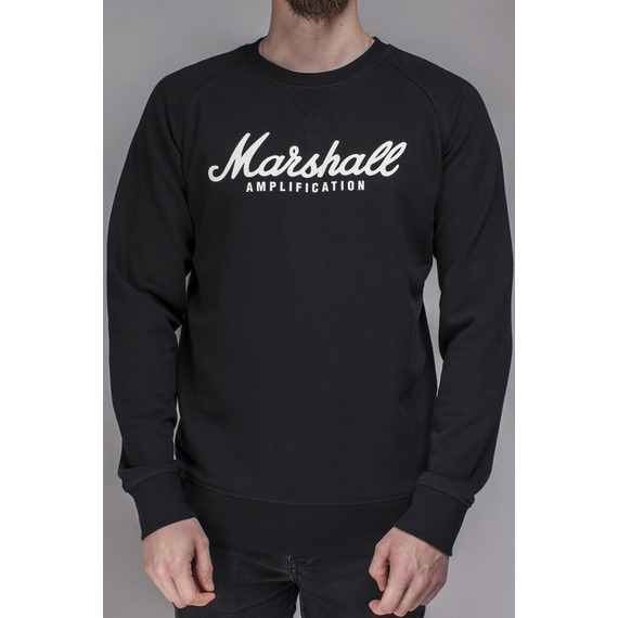 Marshall Sweatshirt - White Script - Medium