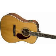 Fender Paramount PM1 Standard Dreadnought - All-Solid Electro Acoustic - Natural