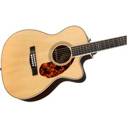 Fender Paramount LIMITED Adirondack PM3 Triple 0 - All-Solid Electro Acoustic